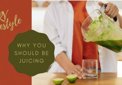 RV Lifestyle | Why You Should be Juicing